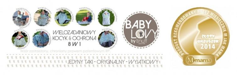 BABY LOVY KOCYK 8 W 1